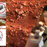 Fotografías muestran evidencia contundente de vida en Marte, dice entomólogo de la Universidad de Ohio