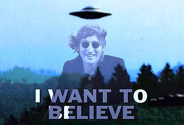 John Lennon, y sus increíbles experiencias místicas