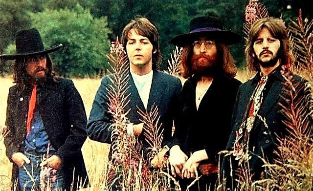 Última sesión de fotos realizadas por The Beatles, 1969