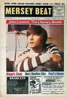 En 1961 la revista británica Mersey Beat publicó un artículo de John Lennon, relatando como a los 12 años tuvo una visión sobre el futuro de The Beatles