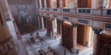 La Biblioteca de Alejandría: pérdida del conocimiento original de la humanidad