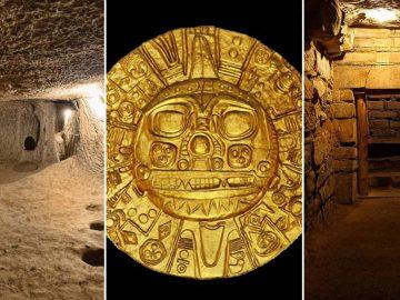 Las Chinkanas y el Mundo Subterráneo Andino ¿accesos al mundo intraterreno?