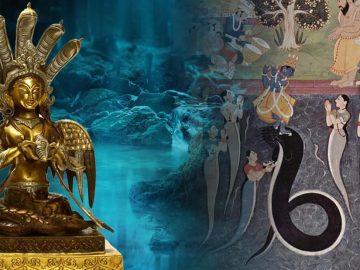 Los Nagas y los Adoradores de la Serpiente en la India