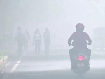 Nueva Delhi se ha convertido en una «cámara de gas». Contaminación obliga a aviones a desviarse