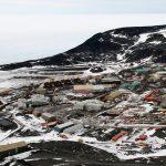 Por primera vez cae lluvia, no nieve, en la Antártida y bastante alejada del punto de congelación