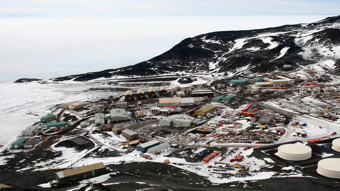 Por primera vez registran caída de lluvia, no nieve, en la Antártida y bastante alejada del punto de congelación