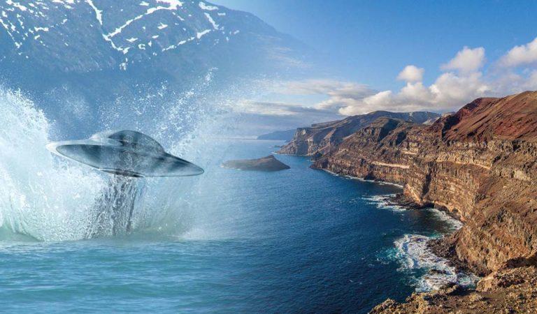 Posible base extraterrestre en la Isla Guadalupe, en México