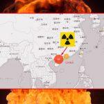 Una posible explosión nuclear es detectada en el Mar del Sur de China (radiación en aumento)