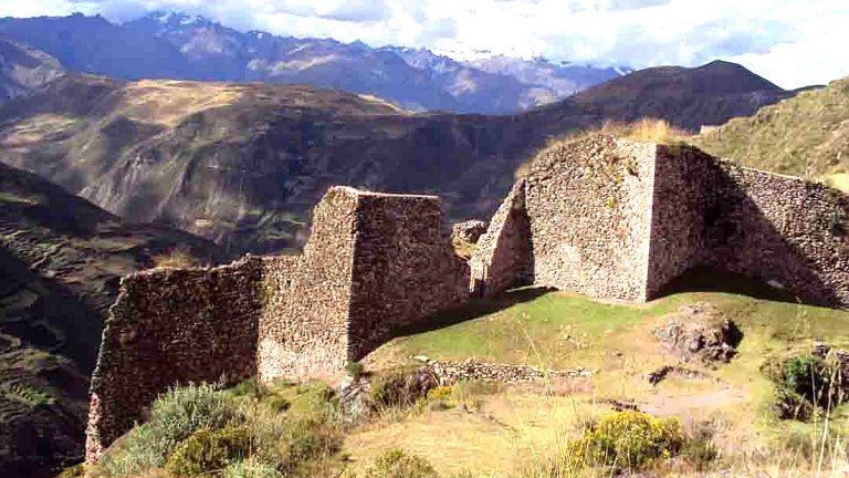 Revelan antigua ciudad inca ubicada a 3.962 metros de altura en los Andes peruanos