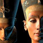 Revelan escaneo 3D de «Nefertiti» oculto durante mucho tiempo