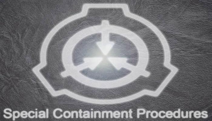 Logo oficial SCP Foundation