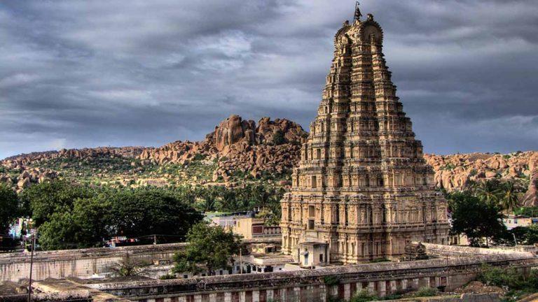 El Templo de Virupashka en Karnataka, India y su misteriosa construcción