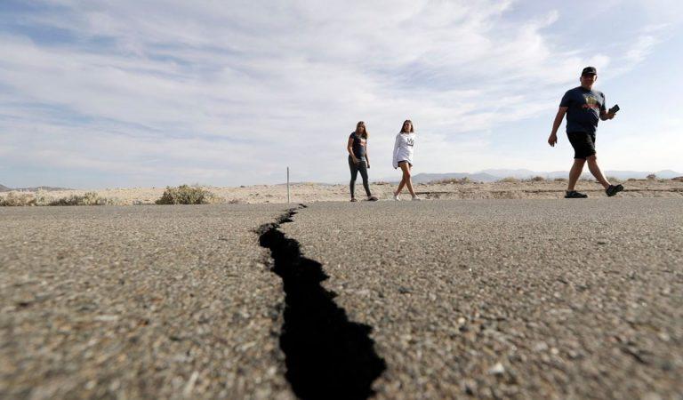 Terremotos en California han aumentado el estrés en una falla que ha permanecido inactiva hasta ahora