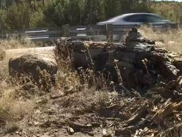 Una famosa gran roca de una tonelada en Arizona desaparece misteriosamente