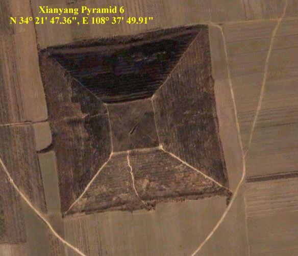 Pirámide de Xiangyang: Hace 12.000 años, alienígenas usaron una pirámide en China como sitio de aterrizaje