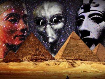 Dioses y alienígenas en el antiguo Egipto (Vídeo)