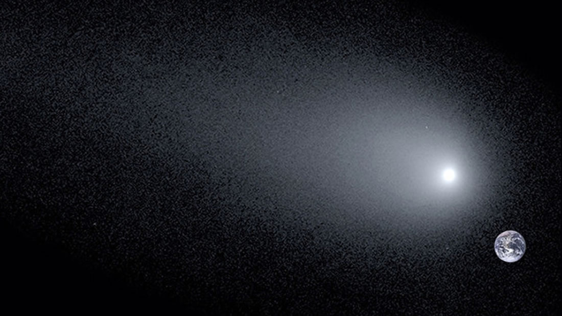 El segundo objeto interestelar se está acercando a la Tierra
