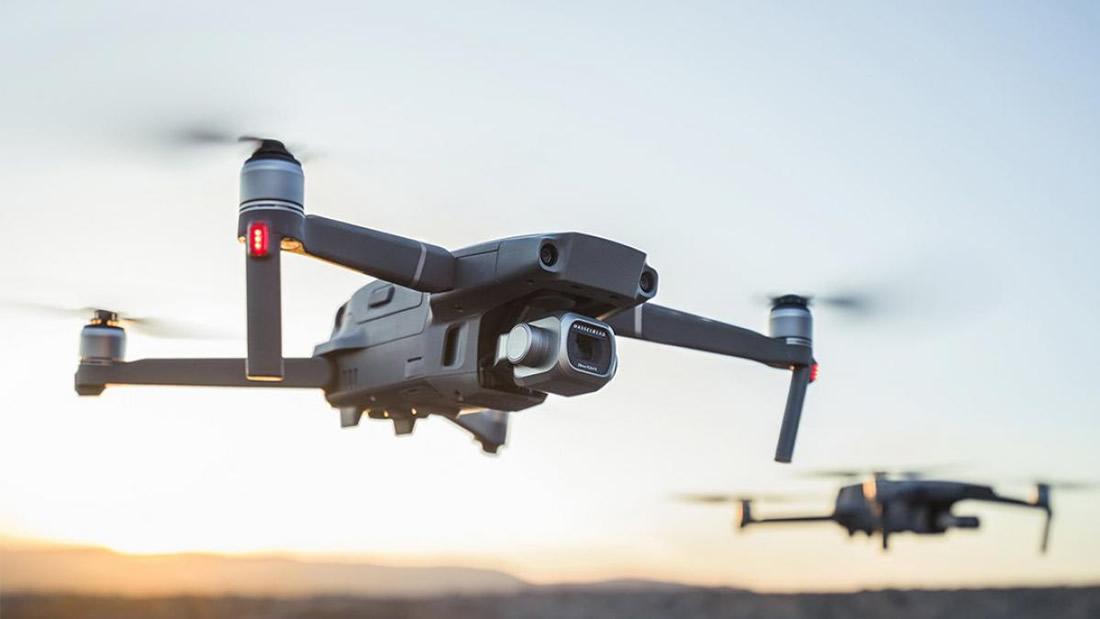 Flota de posibles «drones» invaden ciudades de EE.UU. y desconciertan al ejército