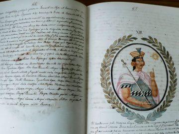 Hallan manuscrito con los «secretos de los Incas» en Perú y desaparecido hace más de un siglo
