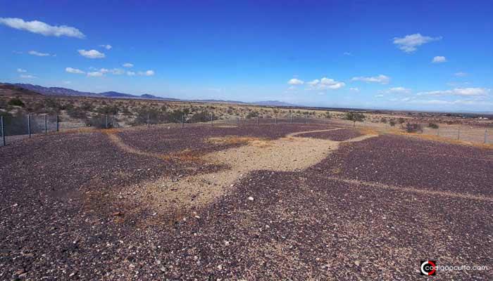 Intaglios Blythe: los humanoides gigantes del desierto de Colorado