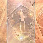 Intaglios Blythe: impresionantes geoglifos antropomorfos del desierto de Colorado