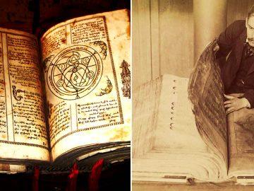 Libros Malditos de la Historia que otorgarían poderes a quienes los posean