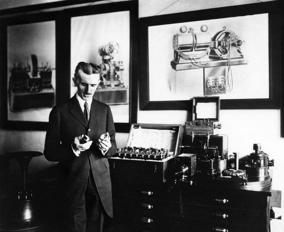 Nikola Tesla: ¿una conexión «alienígena»?