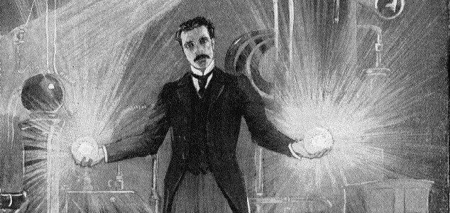 Nikola Tesla estaba obsesionado con las Pirámides y fueron su inspiración