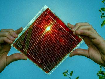 Paneles solares en aerosol están siendo desarrollados por científicos