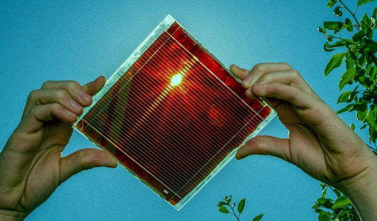 Paneles solares rociables están siendo desarrollados por científicos