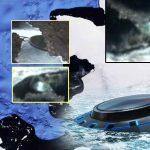 Un objeto anómalo ha sido detectado en la Antártida