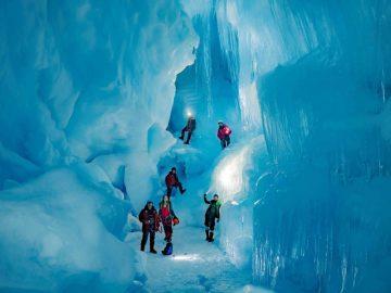Descubren el lugar más profundo de la Tierra y está en la Antártida