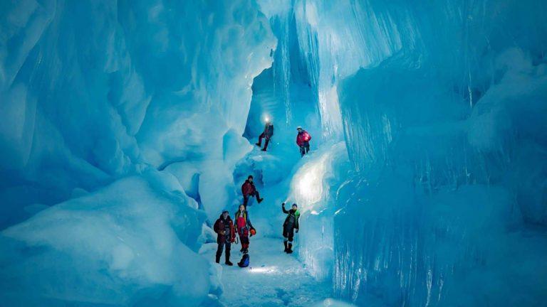 Expedição descobre o lugar mais profundo da Terra e é na Antártica