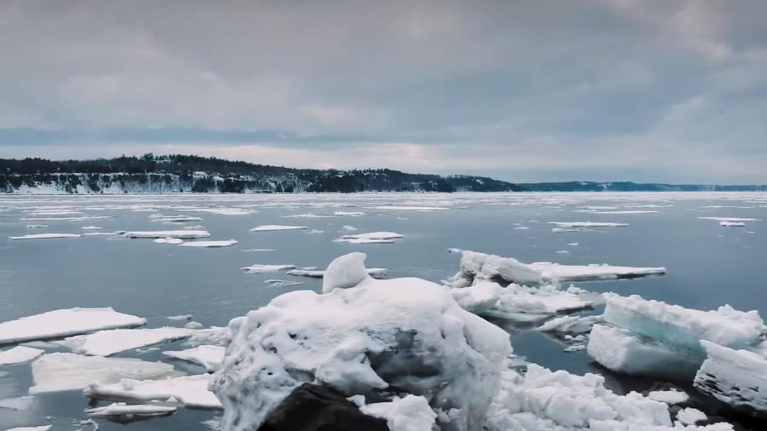 Groenlandia está perdiendo hielo siete ves más rápido de lo esperado