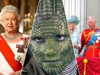 El misterio del posible linaje «reptil» de la familia real de Inglaterra