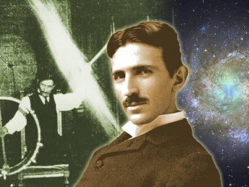 Nikola Tesla se preguntó: ¿por qué los extraterrestres me contactaron?