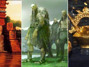Paco-pacoris: gigantes guardianes de ciudadelas incas en la selva