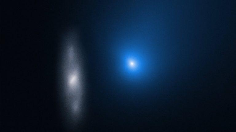 El cometa interestelar está pasando «cerca» del Sol y ha sido capturado de forma impresionante
