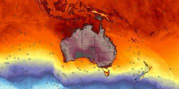 Ola de calor «mortal» golpea a Australia