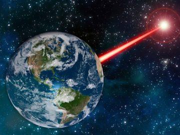 Señales parpadeantes detectadas podrían ser signos de vida extraterrestre, dicen científicos
