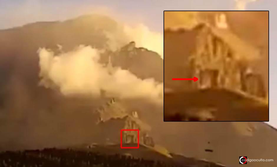 Popocatépetl: ¿se ha abierto un «Portal»? ¿base alienígena subterránea?
