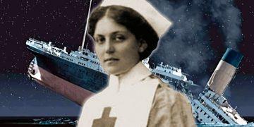 La real historia de «La Protegida» la mujer que sobrevivió a tres naufragios, incluido el Titanic
