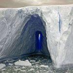 Túneles subterráneos enormes que atraviesan la Antártida