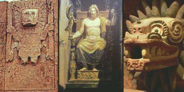 ¿Volverán los antiguos dioses? Relatos de culturas antiguas alrededor del mundo