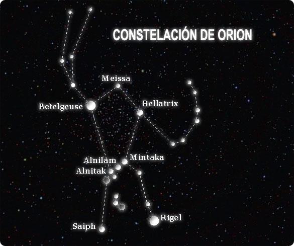 Detectan onda gravitacional inexplicable que explotó en el hombro de Orión