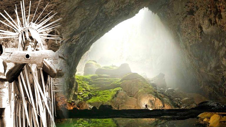 Aborígenes Macuxíes y sus travesías al mundo subterráneo en el Amazonas