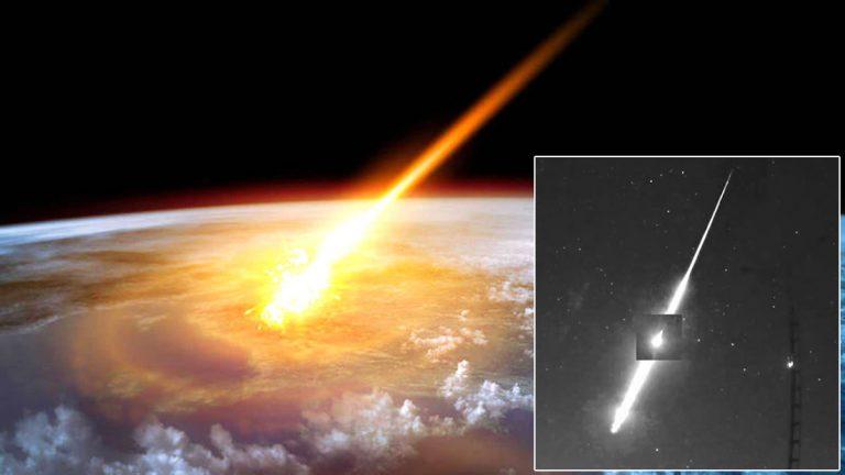 Asteroide explota sobre la Tierra y provenía de más allá de Marte