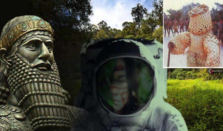 Bep Kororoti: un Anunnaki en el Amazonas que enseñó y salvó a los nativos