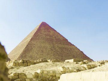 Científicos bombardearán Pirámide de Giza con rayos cósmicos para confirma existencia de cámara oculta
