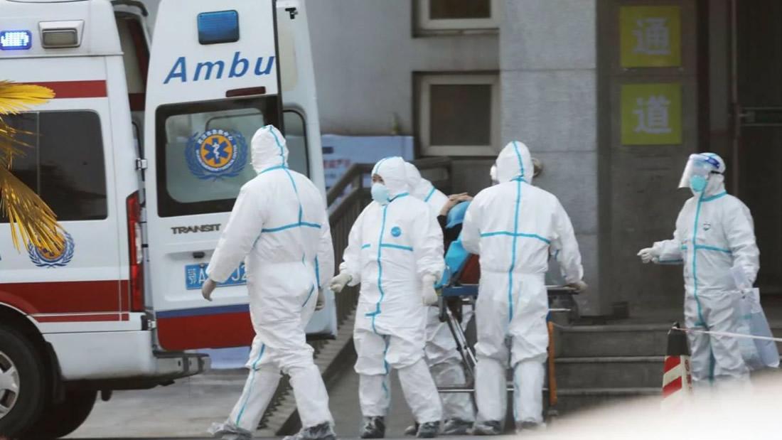 China confirma transmisión humano a humano de misterioso virus